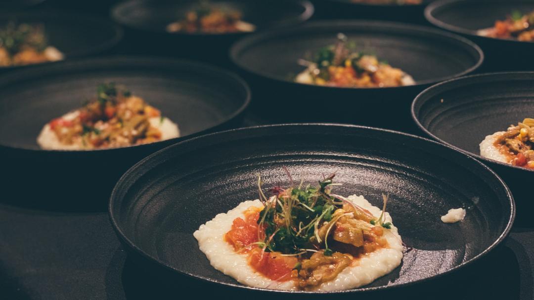 Lucille's Okra Dish Horizontal