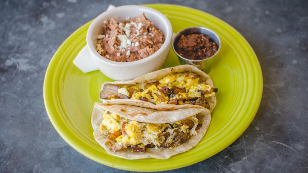 Revival Breakfast Tacos