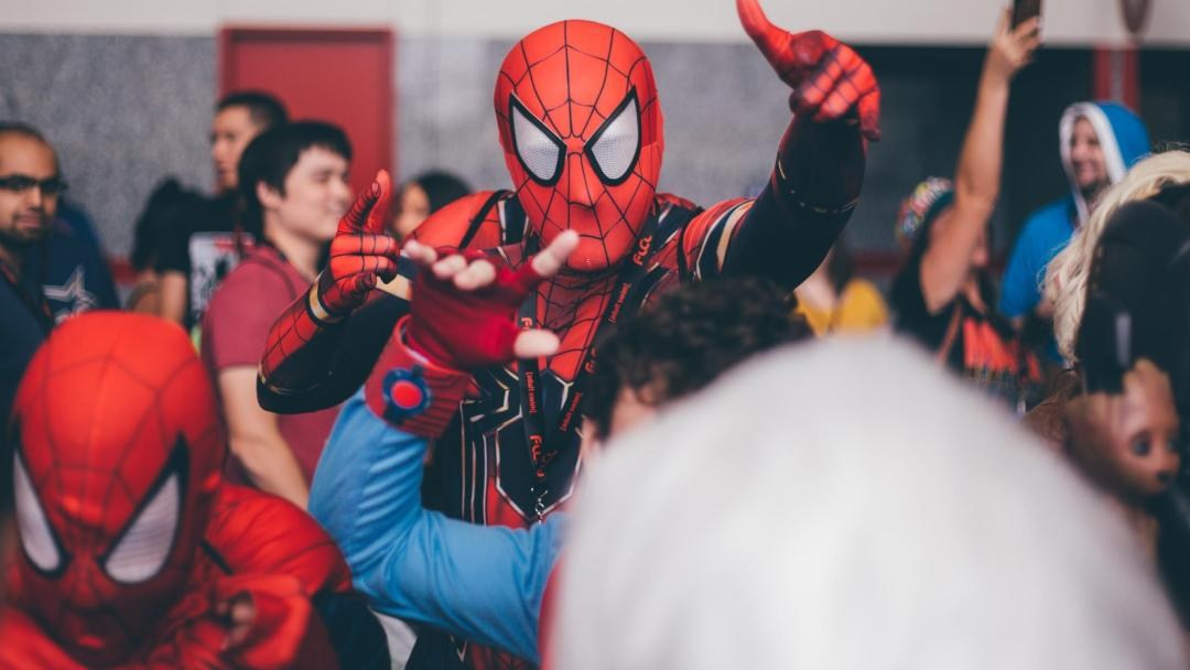 Spiderman Cosplay