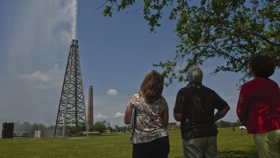 SpindleTop - Beaumont