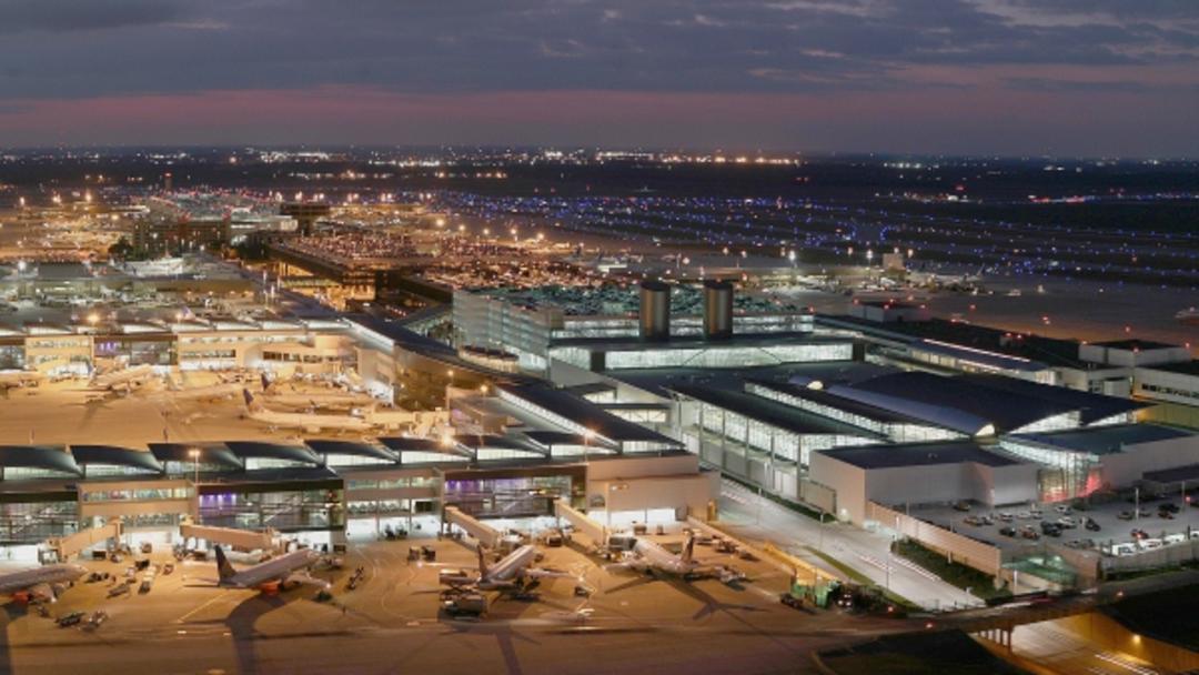 Houston Airport - IAH