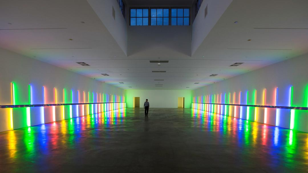 Richmond Hall at Menil Collection