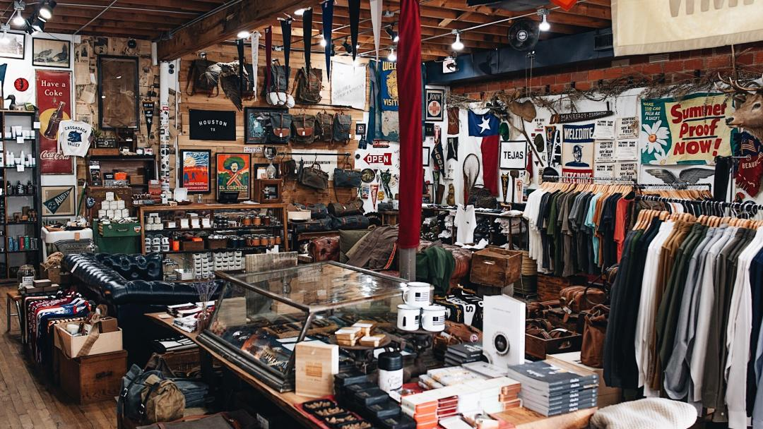 Manready Mercantile Store