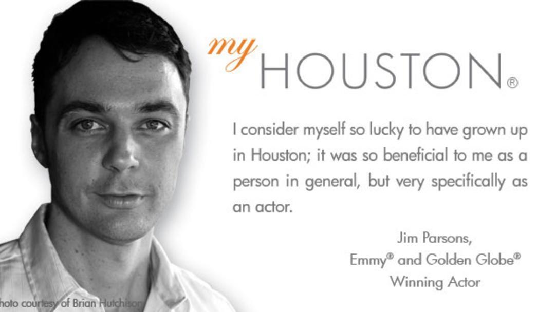 Jim Parsons - My Houston