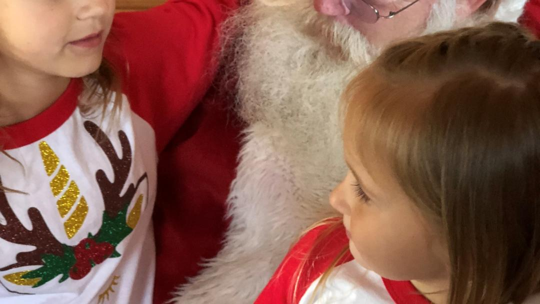 Santa in Port Arthur
