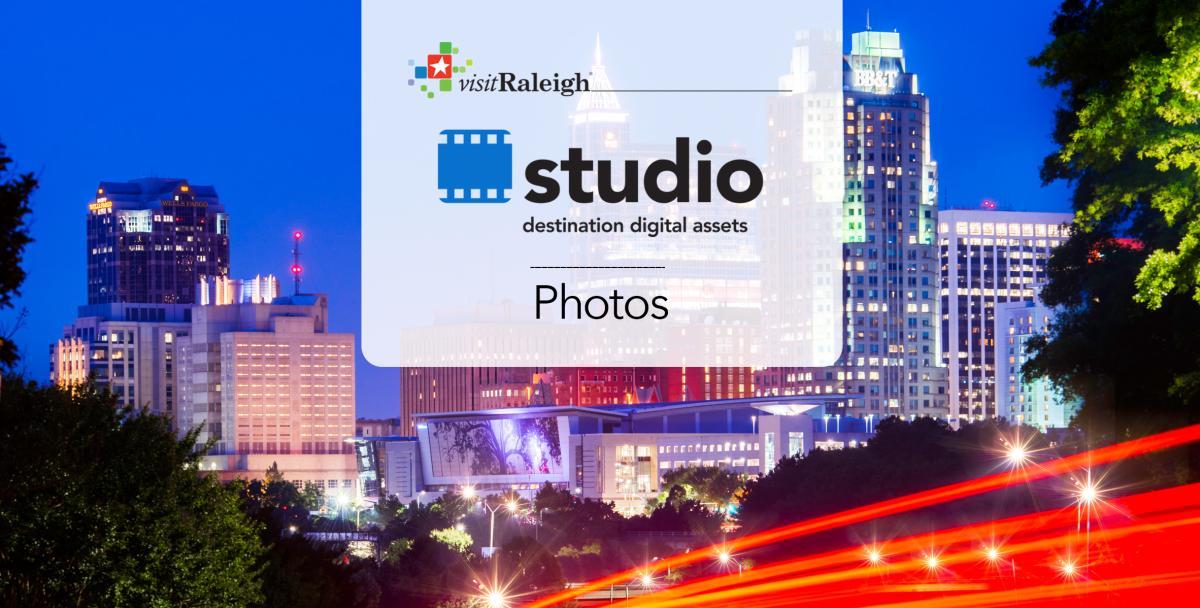 Visit Raleigh Studio: Photos