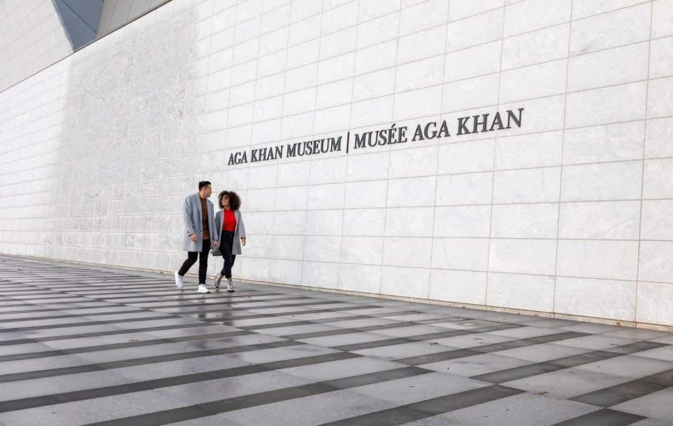 Aga_Khan_Museum_couple-1