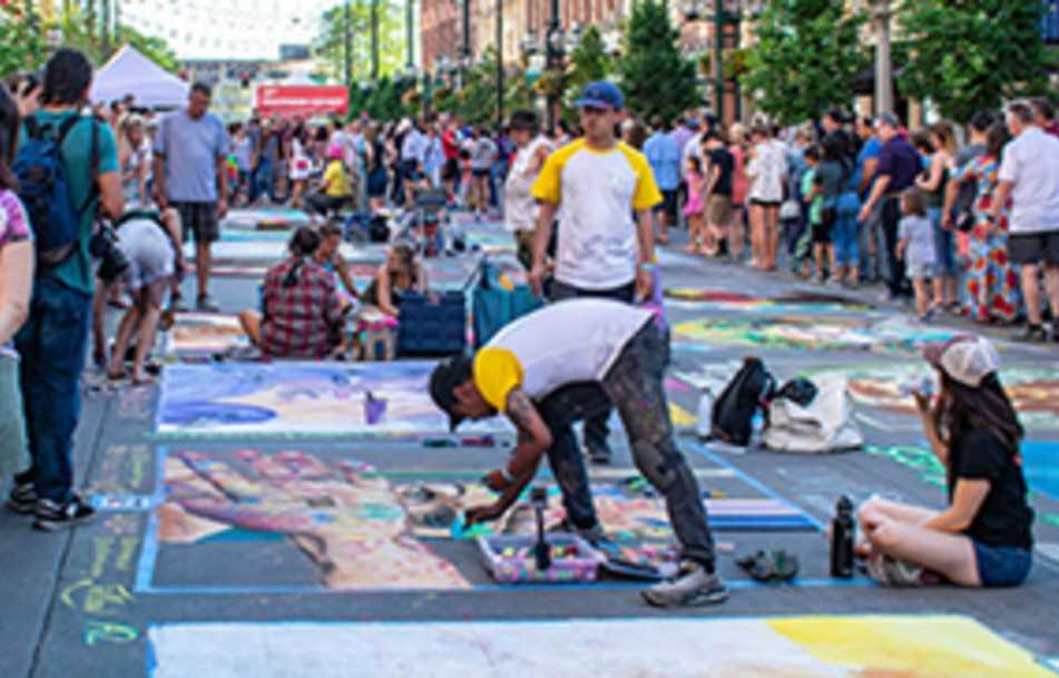 Chalk Art Festival 2019