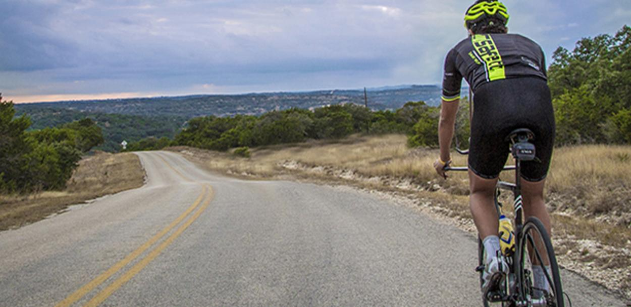 Hill Country Cyclist