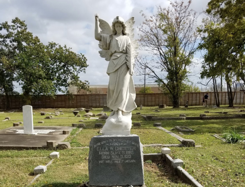 Olivewood Cemetery