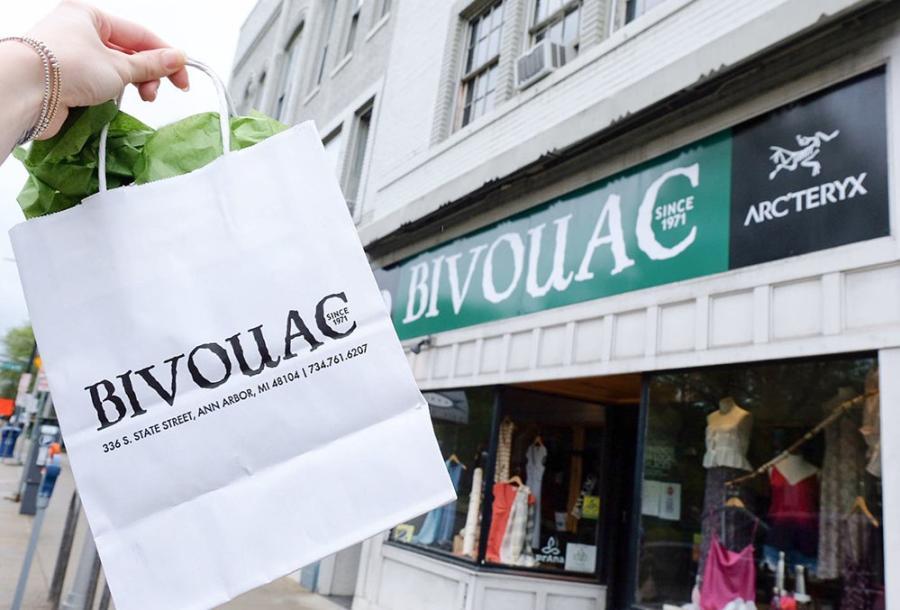 Bivouac Shopping Bag