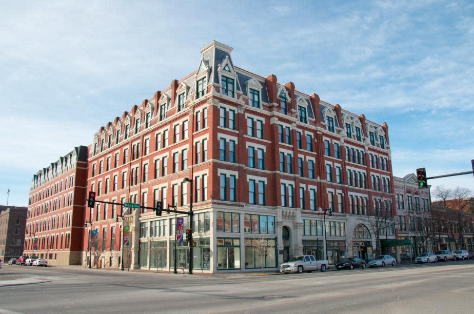 Eaton Place in Wichita