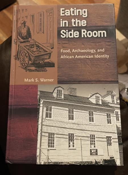 Eating in the Side Room book Cover