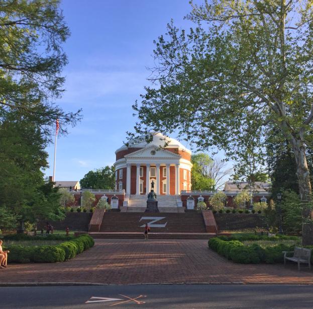 Rotunda in Summer
