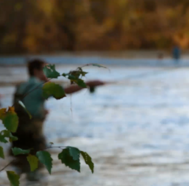 rivanna river fishing