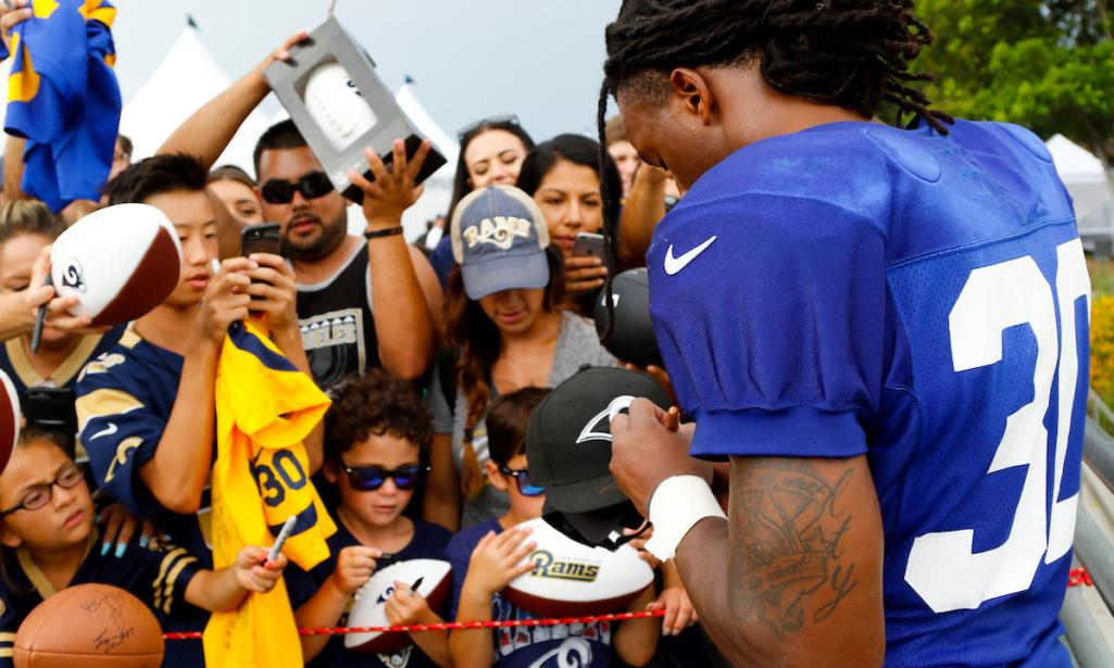 b059e33d LA Rams Training Camp at UCI | See Schedule & Events at UC Irvine