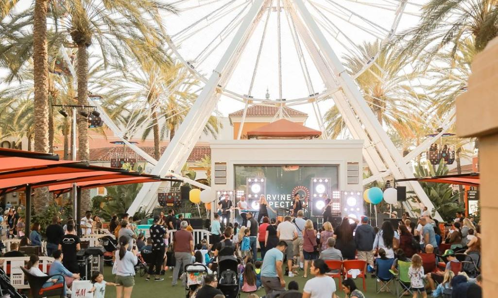 October Events Fall Fun At The Irvine Spectrum Center