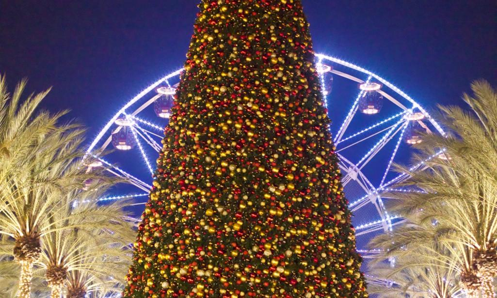 Holiday Festivities At Irvine Spectrum And Fashion Island