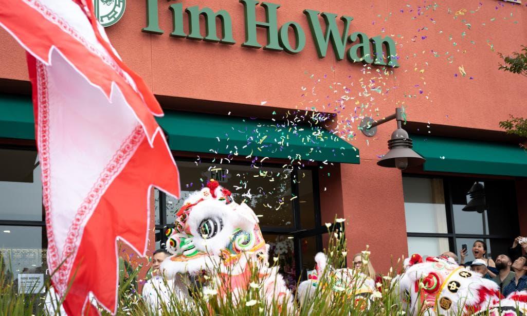 Enjoy Dim Sum at the New Tim Ho Wan Irvine at Diamond Jamboree