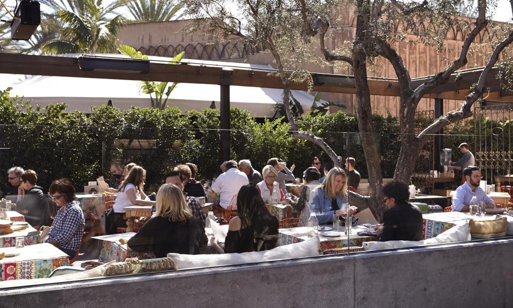 The 10 Best Restaurants For Outdoor Dining In Irvine California