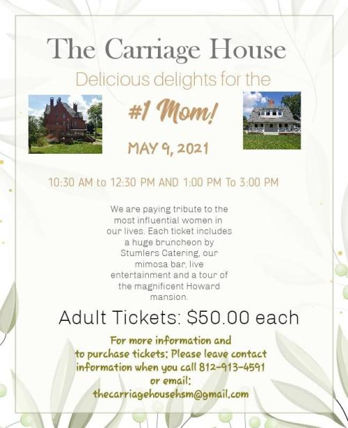 Carriage House Brunch