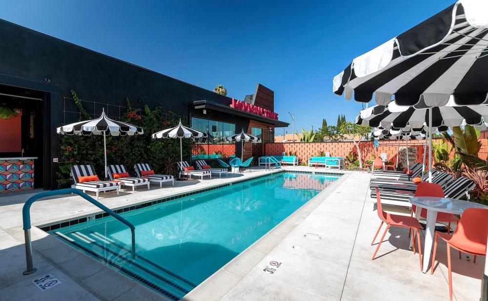 Pool at Modern Times Leisuretown