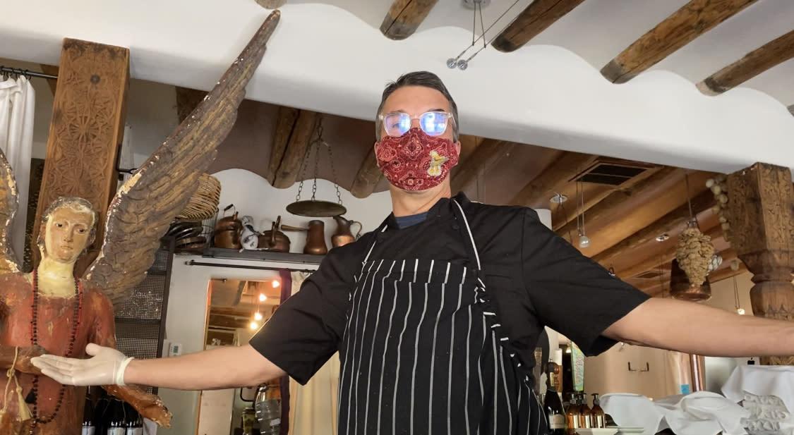 Chef Joseph Wrede