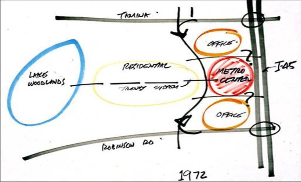Robert Heineman 1972 Diagram