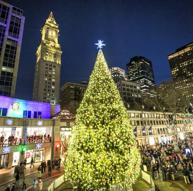 Boston Winter Wonderland 2020.Boston S Holiday Season Christmas And Nye Events