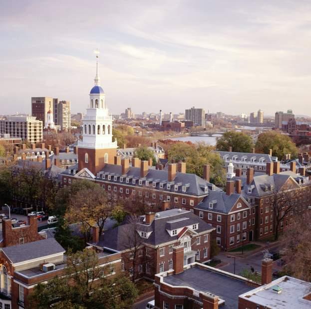 Harvard Square Harvard University Greater Boston Ma