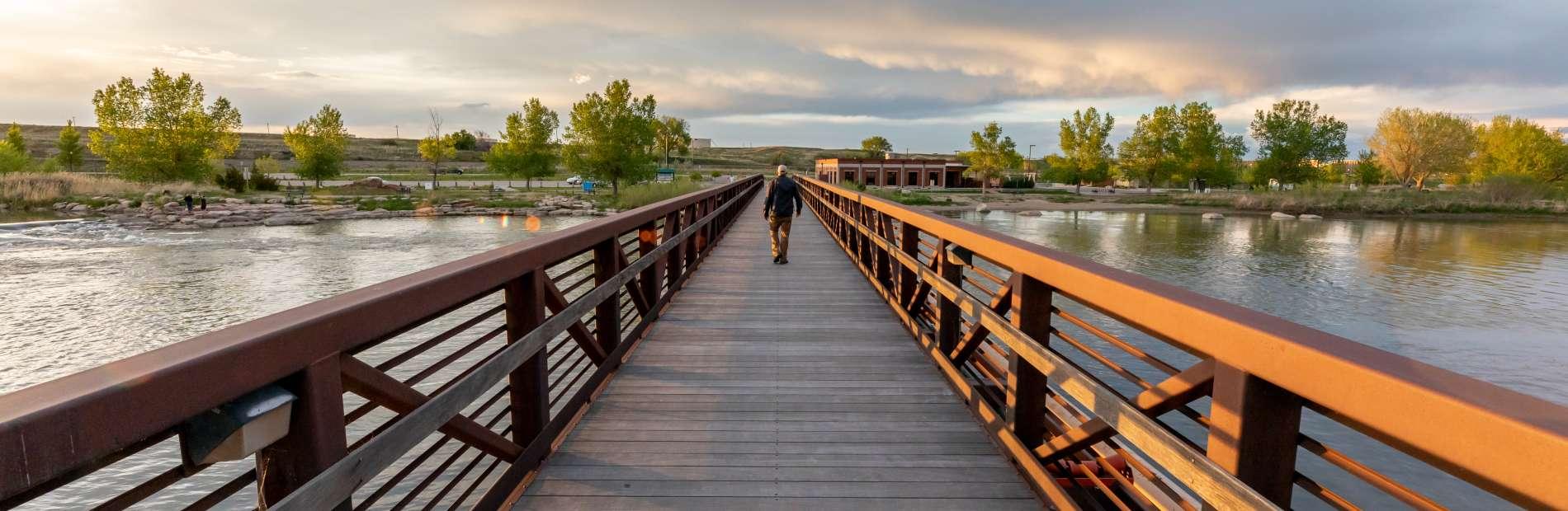 Platte River Trails   Casper, Wyoming   VisitCasper