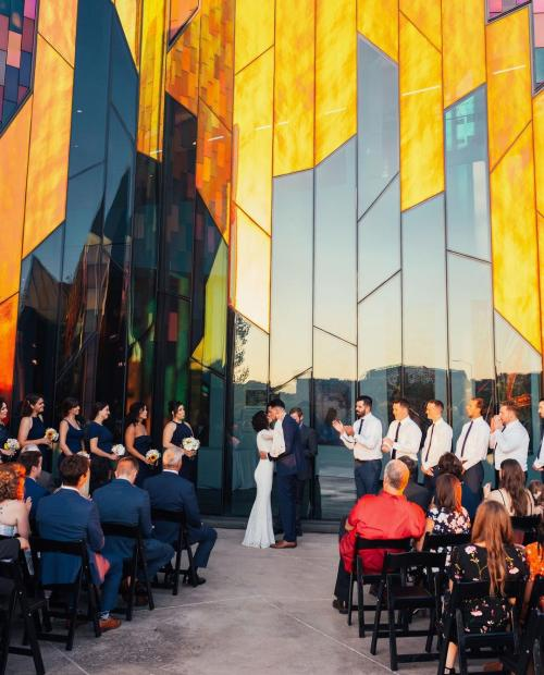 Scenic Wedding Venues in Overland Park