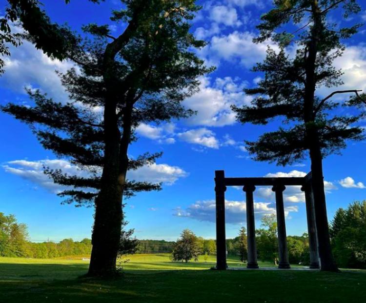 Princeton battlefield memorial