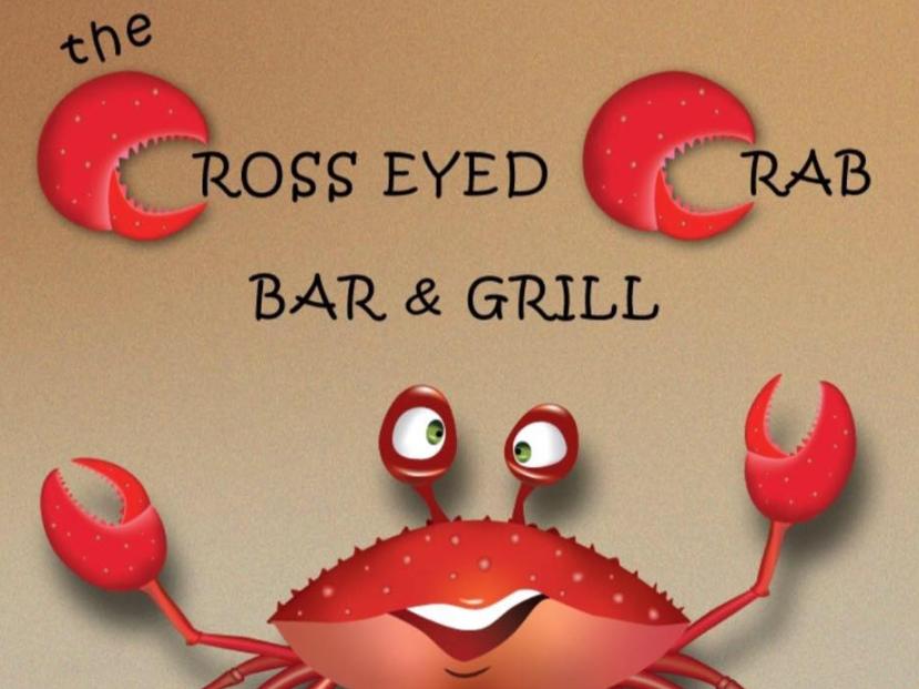 Cross-Eyed Crab Logo