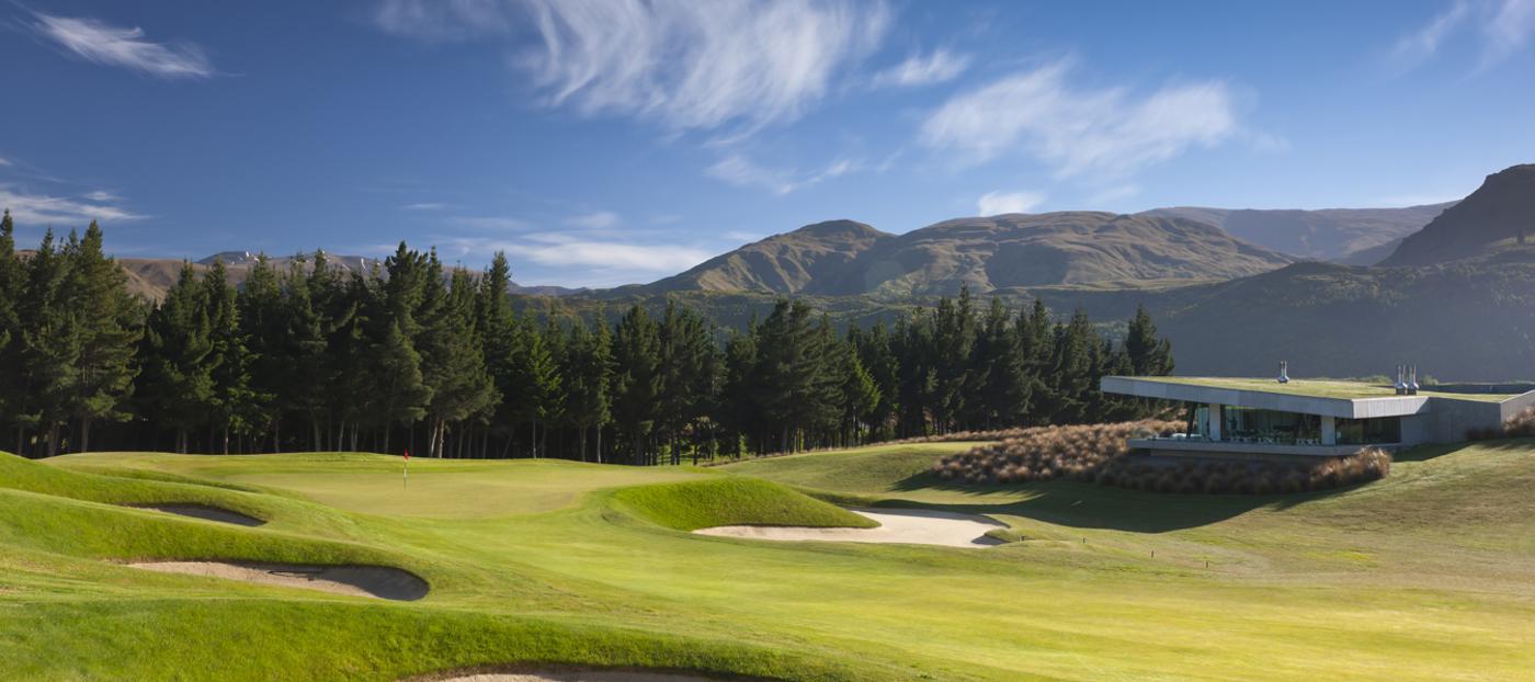 The Hills Golf Club Queenstown