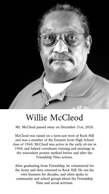 Willie McCleod
