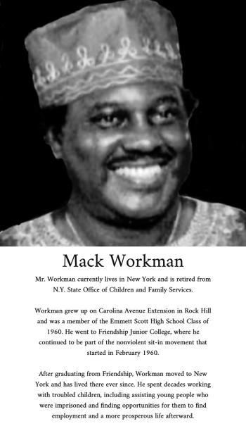 Mack Workman