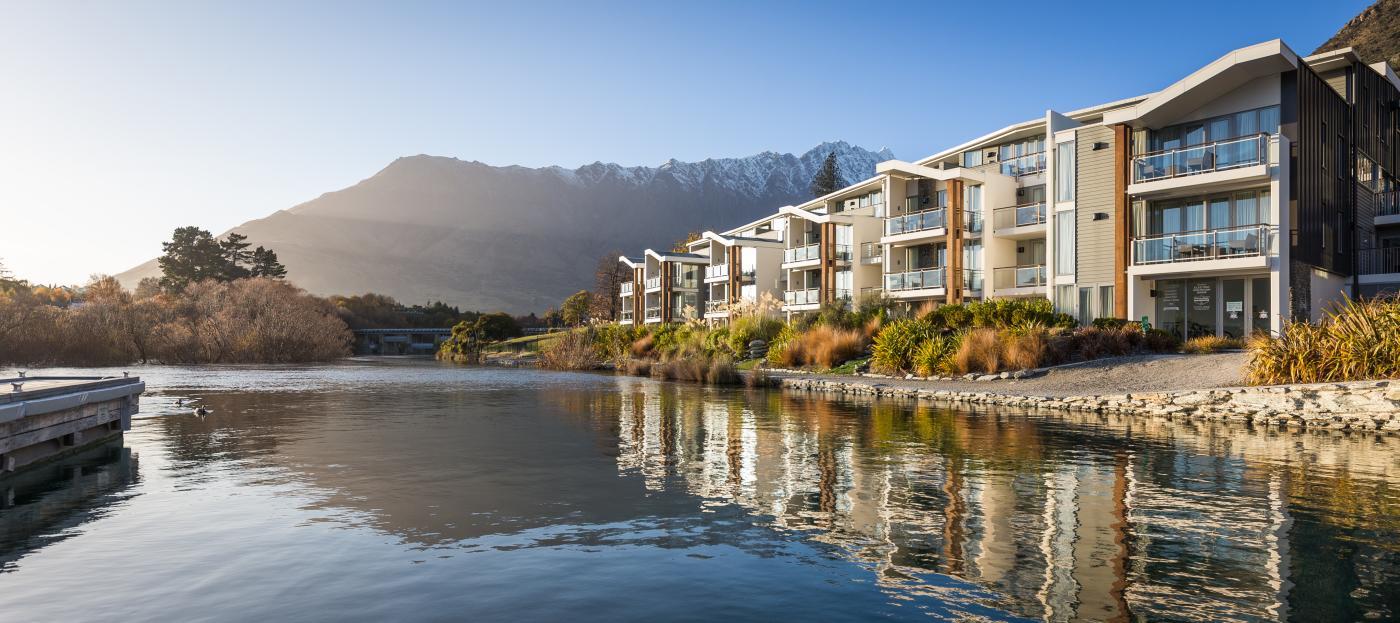 on Queenstown Resort Spa Lakeside Residences