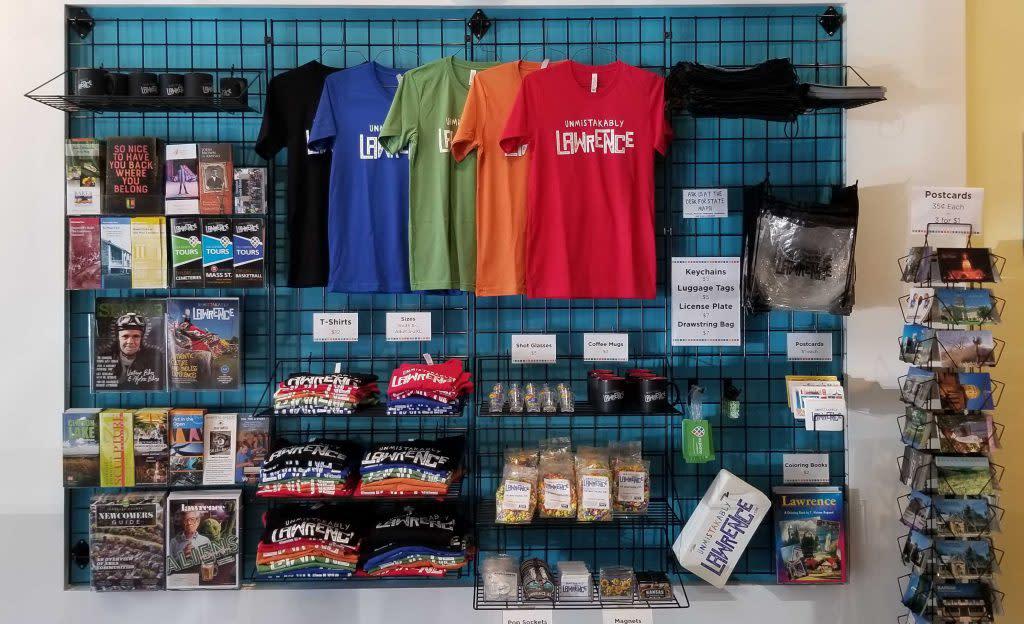 VC Retail wall