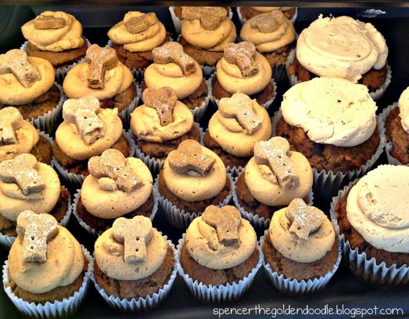 Nadia pupcakes