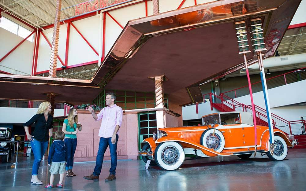 Filling Station Frank Lloyd Wright