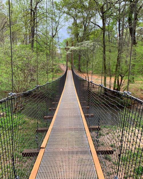 ASC Greenway Bridge