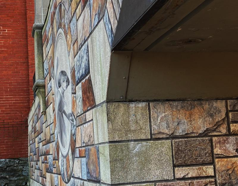 Community Bridge Mural