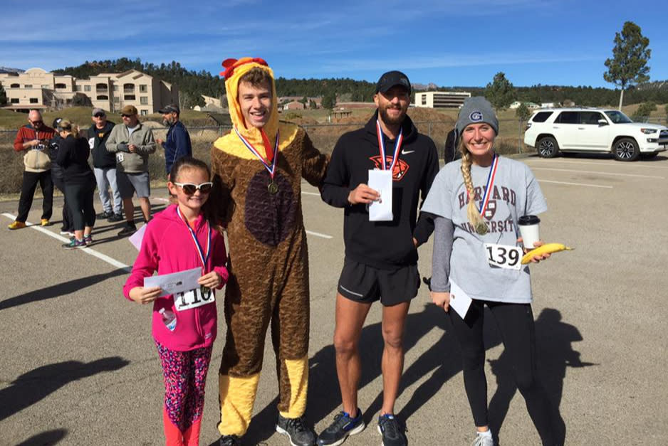Ruidoso After Turkey Turkey Trot
