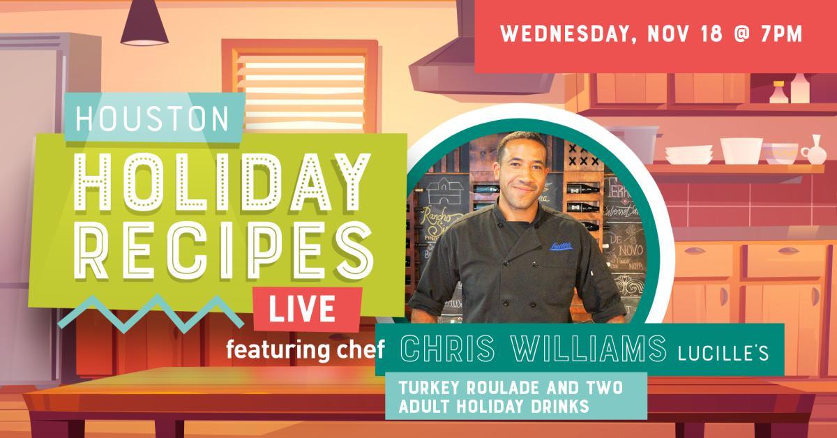 Chris Williams Facebook Live 2020
