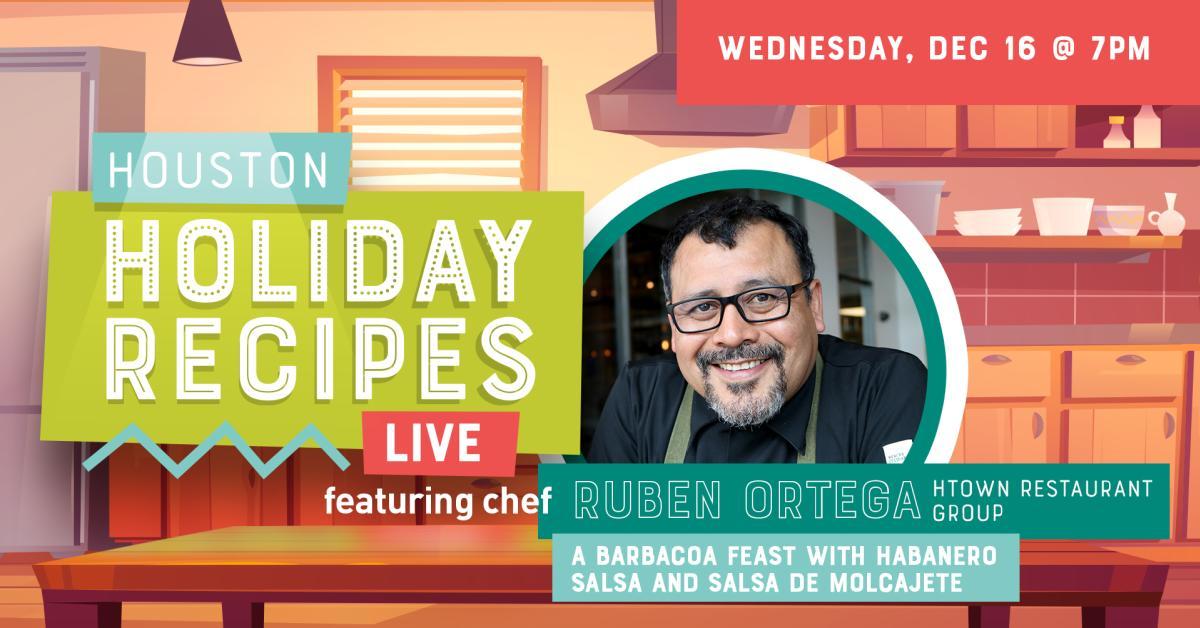 Ruben Ortega Facebook Live 2020