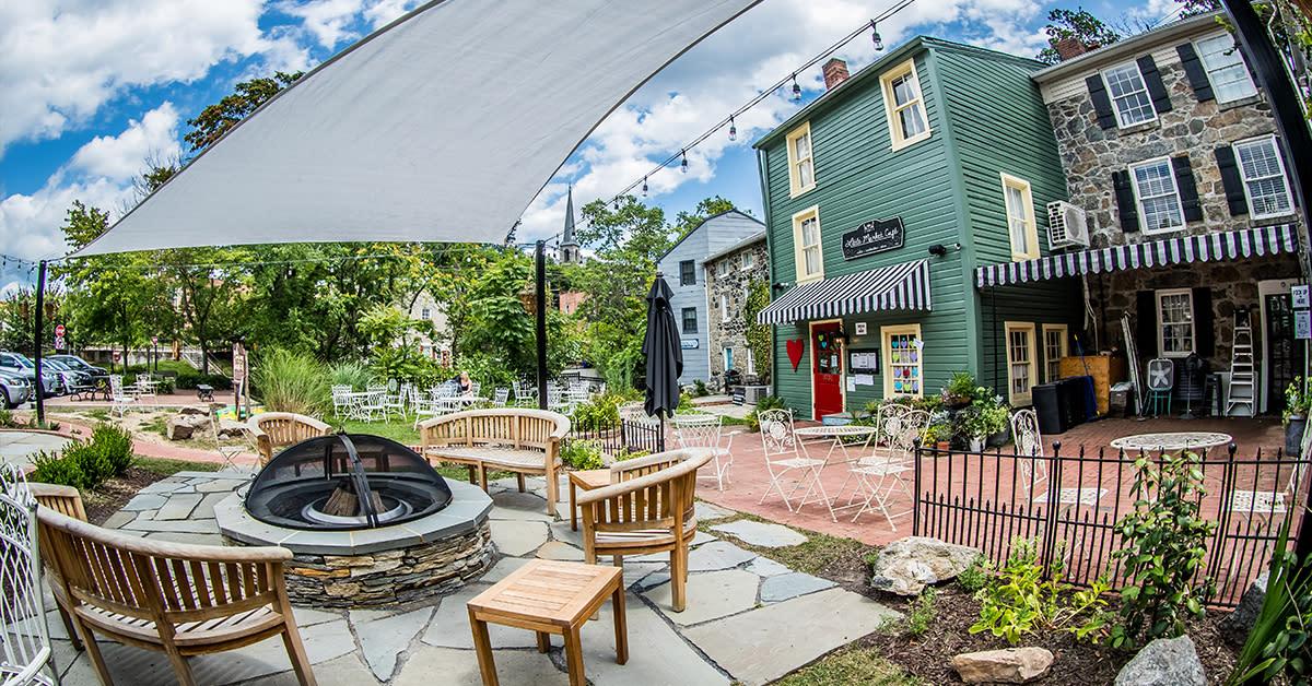 Little Market Cafe