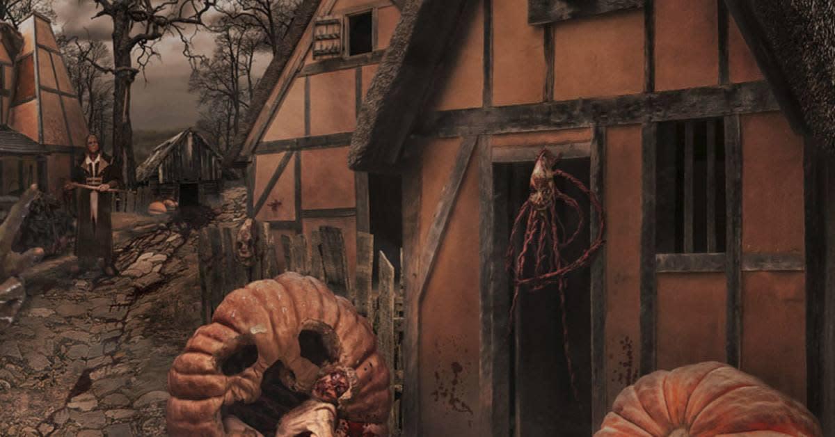 Kings Island Halloween Haunt
