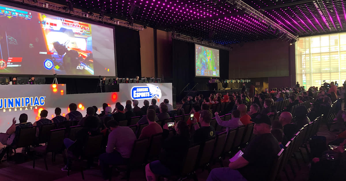 Collegiate Esports National Championship
