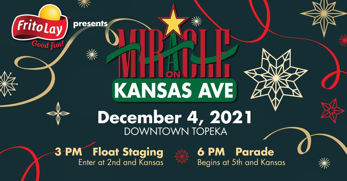 Miracle On Kansas Avenue Facebook Graphic 2021